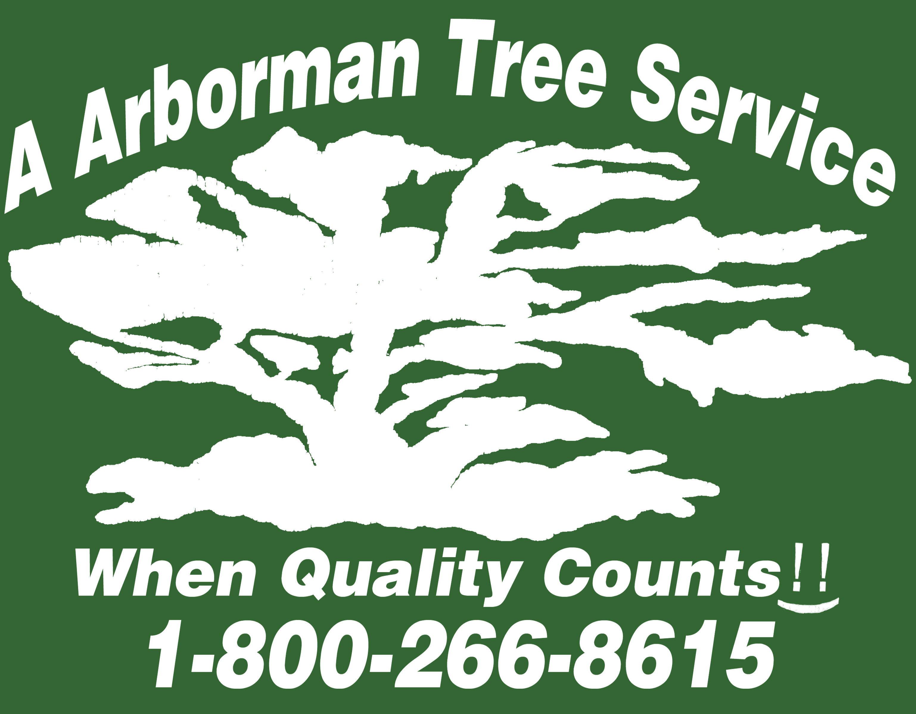 A Arborman Tree Service